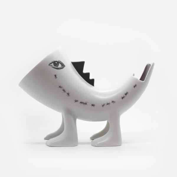 Vista lateral Smartdog.